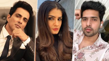 Sonu Sood, Raveena Tandon and Other B-Town Celebs Raise Concern After Maharashtra Board Exams for Class 10th and 12th Gets Postponed
