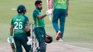 Is Pakistan vs West Indies 1st T20I 2021 Live Telecast Available on PTV Sports and its Official Website?