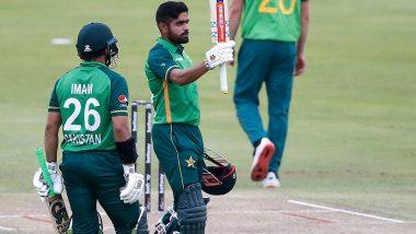 Pakistan vs New Zealand 1st ODI Live Streaming Online on SonyLiv: Get PAK vs NZ Cricket Match Free TV Channel and Live Telecast Details On PTV Sports