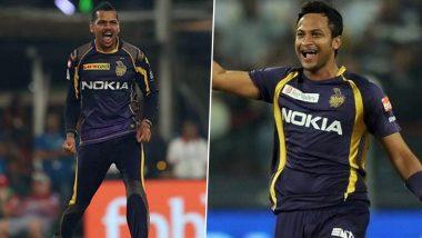 IPL 2021: Will Sunil Narine Replace Shakib Al Hasan in KKR Line-Up for CSK Clash?