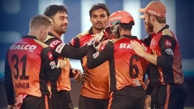 How To Watch SRH vs RCB IPL 2021 Live Streaming Online in India? Get Free Live Sunrisers Hyderabad vs Royal Challengers Bangalore VIVO Indian Premier League 14 Cricket Match Score Updates on TV