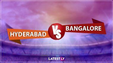 SRH 57/1 in 7 Overs (Target 150) | SRH vs RCB Live Score Updates of VIVO IPL 2021: David Warner, Manish Pandey Put Sunrisers Hyderabad in Command
