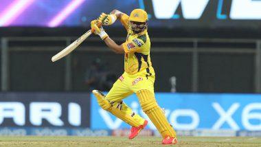 IPL 2021: Suresh Raina Smashes Quick-Fire 50 on CSK Comeback, Harbhajan Singh Praises Chinna Thala