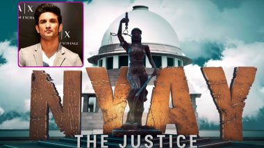 Nyay: The Justice Does Not Contain Sushant Singh Rajput Name or Likeness: Filmmakers to HC