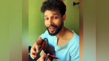 Siddhant Chaturvedi Composes Song To Uplift Fans Mood Amid COVID-19 Pandemic (Watch Video)