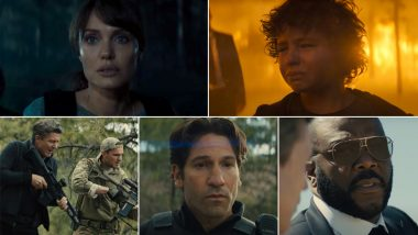 Those Who Wish Me Dead Trailer: Angelina Jolie Fights Wild Forest Fires And Assassins For A Kid In This Action-Thriller(Watch Video)