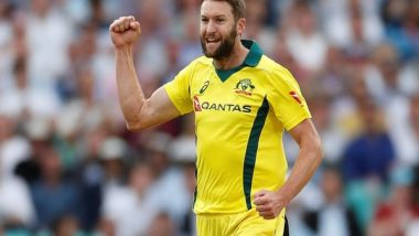 IPL 2021: Rajasthan Royals Pacer Andrew Tye Expresses Surprise Over Companies Spending So Much on Indian Premier League at Such a Time