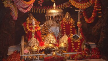 Chaitra Navratri 2021 Day 3: Vaishno Devi Aarti Live Streaming to Worship Maa Chandraghanta, The Third Form of Maa Durga, During Navaratri