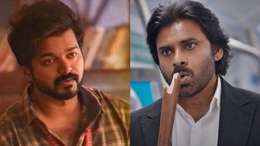 Vakeel Saab Box Office Update: Pawan Kalyan's Film Roars in Theatres, Beats Thalapathy Vijay's Master in Three Days - Reports