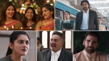 Vakeel Saab New Trailer Out! Pawan Kalyan's Court-Room Drama to Premiere on Amazon Prime Video on April 30 (Watch Video)