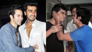 On Varun Dhawan's Birthday, Here's Looking at the B'dy Boy's Raw Acting Alongside Arjun Kapoor in a Short Film (Watch Video)