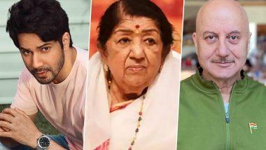 Hanuman Jayanti 2021: Varun Dhawan, Lata Mangeshkar, Anupam Kher and Other Celebs Extend Warm Wishes to Fans on the Auspicious Occasion!