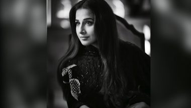 Vidya Balan: I Don't Believe in Black and White World Except for the Picture Maybe
