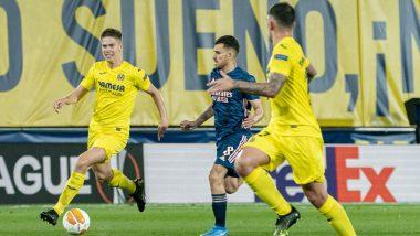 Villarreal 2–1 Arsenal, UEFA Europa League Semi-Final Result: Nicolas Pepe's Penalty Give Mikel Arteta's Men Hope