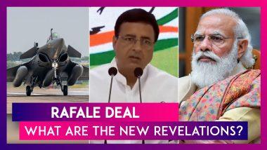 Rafale Deal: Dassault Paid 1 Million Euros To Indian Middleman, Says Report; Congress Demands PM Modi's Statement