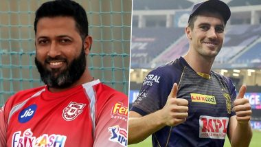 Wasim Jaffer Praises Pat Cummins After KKR Pacer Donates to 'PM Cares Fund' Amid COVID-19 Crisis in India