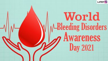 World Bleeding Disorder Awareness Day 2021 Theme & Significance: Here is All That You Should Know About Hemophilia