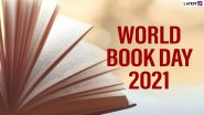 World Book Day 2021 Wishes on Twitter: People Share Book Quotes, Positive Messages and Images to Celebrate the Joy of Reading