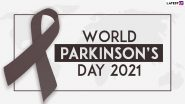 World Parkinson's Day 2021l: 7 Facts About This Nervous System Disorder