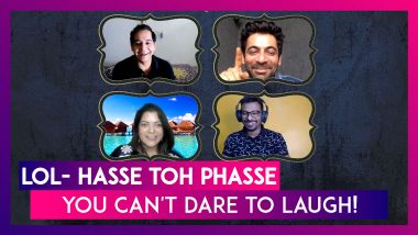 LOL- Hasse Toh Phasse Crazy Chat With Sunil Grover, Aditi Mittal & Gaurav Gera