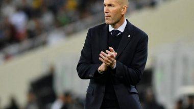 Sports News   Real Madrid Coach Zidane Not Giving Up on La Liga Title