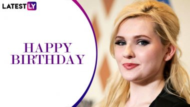 Abigail Breslin Birthday: 5 Best Movies of the Actress to Watch On Her Big Day