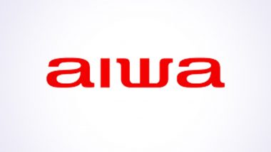 Japanese Audio Brand AIWA Launches Five Audio Products in India