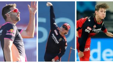 Adam Zampa, Kane Richardson, Ravichandran Ashwin & Others Pull Out of IPL 2021, Check Full List of Players who Withdrew From the Tournament