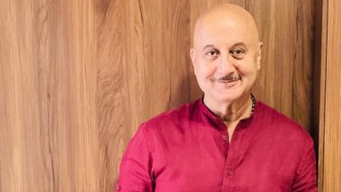 Anupam Kher Donates Oxygen Concentrators, BiPAP Machines to BMC for COVID-19 Crisis (View Post)