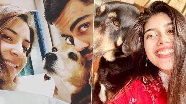 Virat Kohli, Anushka Sharma to Sanjana Sanghi, How Celebs Love Spending Time With Their Pet Pals to Beat Lockdown Boredom