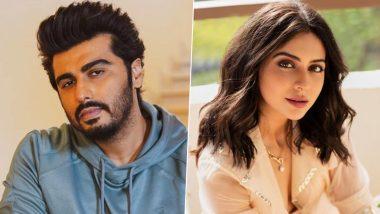 Arjun Kapoor and Rakul Preet Singh to Star in T-Series' Music Video Together