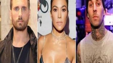 Kourtney Kardashian's Relationship With Travis Barker Makes Scott Disick 'Uncomfortable'