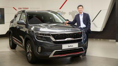Kia India Unveils New Logo, 2021 Seltos & Sonet SUVs Launching Next Month