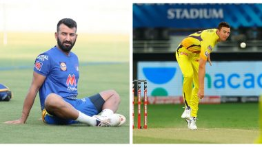 Is Cheteshwar Pujara the Reason Behind Josh Hazelwood's Exit From IPL 2021? Fans Try to Decode the Tweet by Chennai Super Kings!