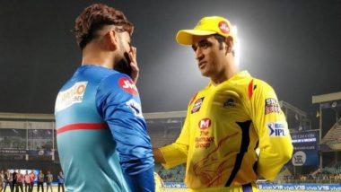 MS Dhoni vs Rishabh Pant: Team India Coach Ravi Shastri Terms it 'Guru vs Chela' as CSK Take on DC in IPL 2021