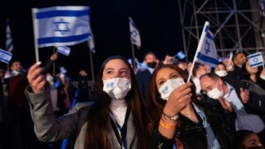 Israel to Lift Outdoor Mask Mandate From April 18 as COVID-19 Cases Continue to Fall