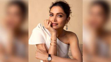 Deepika Padukone Shares a Beautiful Picture in an Ivory Coloured Off-Shoulder Dress, Hubby Ranveer Singh Says 'Elegance Ki Moorat'