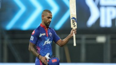 IPL 2021: Mumbai Indians Familiar with Chennai Conditions, DC Will Have to Play with Positive Mindset, Says Shikhar Dhawan
