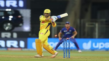 Chennai Super Kings' Heartbreaking Tweet Goes Viral After MS Dhoni's Dismissal on 0 Against Delhi Capitals in IPL 2021