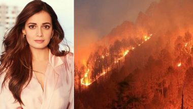 Dia Mirza Reacts to Uttarakhand Forest Fires, Says 'This State Literally Cradles Our Future'
