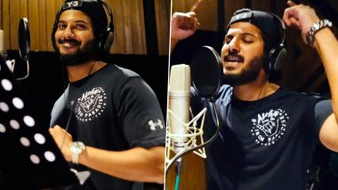 Hey Sinamika: Dulquer Salmaan Sings for the First Time in Tamil for Upcoming Film