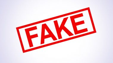 Viral Audio Claiming Masks Distributed At Govt Hospitals Are Making People Unconscious is Fake, Says PIB Fact Check