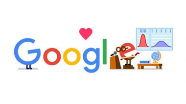 Thank You Coronavirus Helpers Google Doodle: As Search Giant Expresses Gratitude Towards Public Health Workers and Researchers, 'Thank You' Cards, Wishes, Greetings and Quotes for You to Share