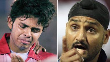 IPL Controversies- Part 2: Slapgate Incident Involving Harbhajan Singh and S Sreesanth in 2008