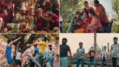 IPL 2021 Song India Ki Vibe Alag Hai: Nucleya's Foot-Tapping Track Seems Like A Peppier Version Of National Integration Songs On Doordarshan From The 90s (Watch Video)