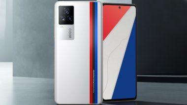 iQOO 7 5G & iQOO 7 Legend 5G Smartphones Launched, Priced in India From Rs 31,990