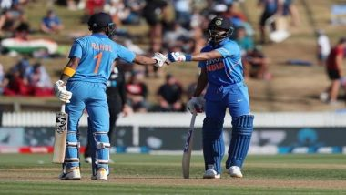 Shreyas Iyer Has a Cheeky Birthday Wish for Buddy KL Rahul, Says 'Not On Your Side Tonight'