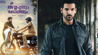 Ayyappanum Koshiyum: John Abraham To Produce Hindi Remake of Prithviraj Sukumaran-Starrer