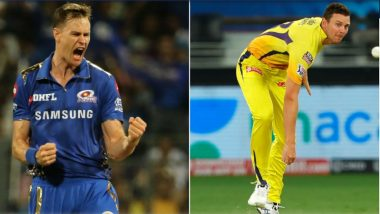 Jason Behrendorff Steps into the Shoes of Josh Hazlewood, Will Join CSK For IPL 2021