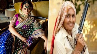Kangana Ranaut Wishes Speedy Recovery to 'Shooter Dadi' Chandro Tomar After She Tests COVID-19 Positive